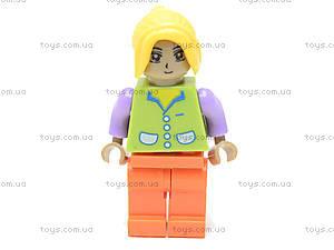 Конструктор для детей «Город», 25605, магазин игрушек