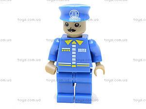 Конструктор для детей «Город», 25605, toys