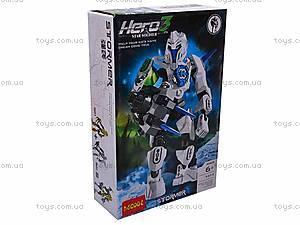 Конструктор для детей Hero 3, 96B