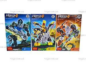 Конструктор для детей «Hero 4», 100B, купить
