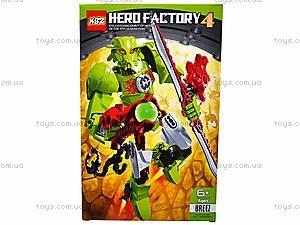 Конструктор для детей Hero Factory 4, 801-804, отзывы