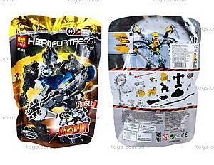 Конструктор для детей Hero Fortress, 10110-10112