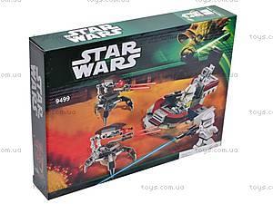 Конструктор для детей из серии Star Wars, 9499