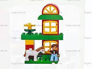 Конструктор для детей «Железная дорога», 6188C-rus, купить