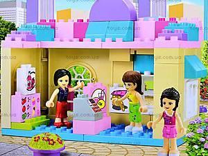 Конструктор для детей «Модный магазинчик», 5232, toys