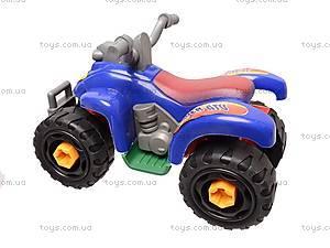 Конструктор для детей «Мотоцикл», 886, отзывы