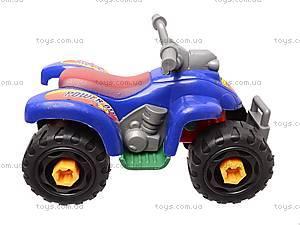 Конструктор для детей «Мотоцикл», 886, цена