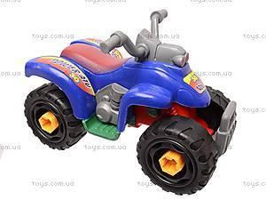 Конструктор для детей «Мотоцикл», 886, игрушки