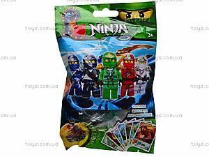 Конструктор для детей «Отважный ниндзя», LB0728F, купить