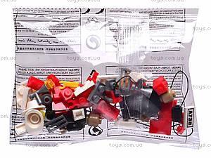 Конструктор для детей «Пожарная машина», 21405, цена