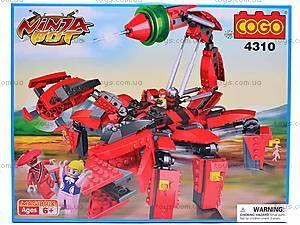 Конструктор для детей «Скорпион», 4310, цена
