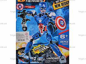Конструктор для детей «Super Hero», 8905, фото