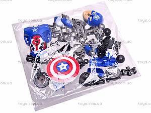 Конструктор для детей «Super Hero», 8905, цена