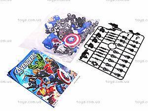 Конструктор для детей «Super Hero», 8905, игрушки