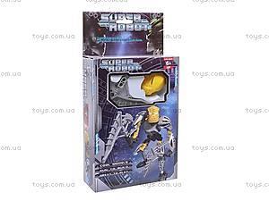 Конструктор для детей Super Robot, 45001