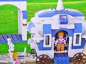 Конструктор для детей «Замок», CG3263, фото