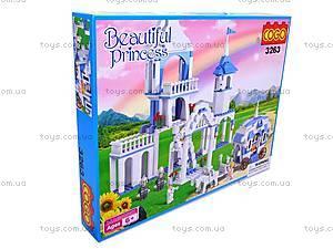Конструктор для детей «Замок», CG3263