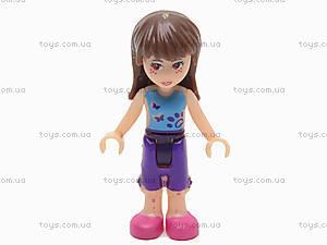 Детский конструктор для девочек «Друзья», 41036, магазин игрушек