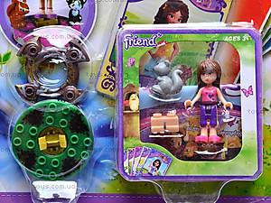 Детский конструктор для девочек «Друзья», 41036, цена