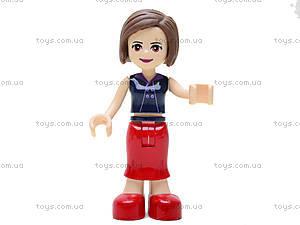 Конструктор для девочек «Кофейня», 5231, игрушка