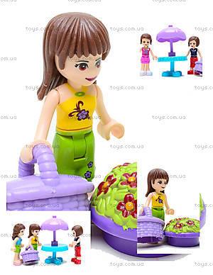Конструктор для девочек «Кофейня», 5231, купить игрушку