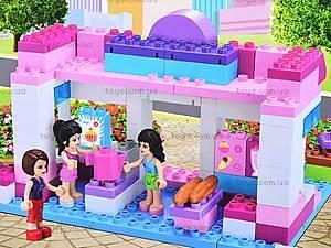 Конструктор для девочек «Кофейня», 5231, игрушки