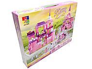 Конструктор для девочек «Прекрасная принцесса», J5739A, toys