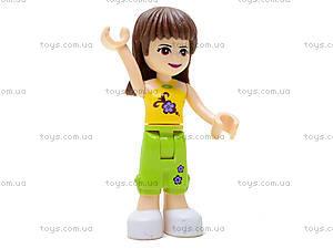 Конструктор для девочек «Салон красоты», 5230, toys