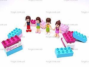 Конструктор для девочек «Салон красоты», 5230, фото