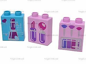 Конструктор для девочек «Салон красоты», 5230, детские игрушки