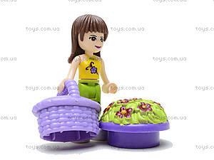 Конструктор для девочек «Счастливая семья», 5229, купити