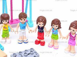 Конструктор для девочек «Счастливая семья», 5229, цена