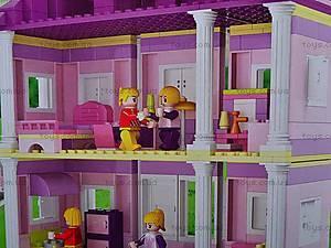 Конструктор «Домик Барби», CG3260, игрушки