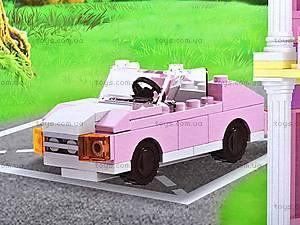 Конструктор «Домик Барби», CG3260, детские игрушки