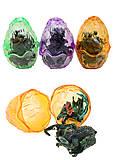 Детский конструктор «Дракон в яйце-сюрпризе», Q9899-10, купить