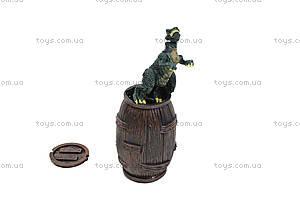 3D конструктор «Динозавр в бочке», Q9899-76, купить