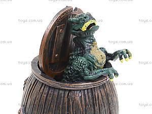 3D конструктор «Динозавр в бочке», Q9899-76, фото