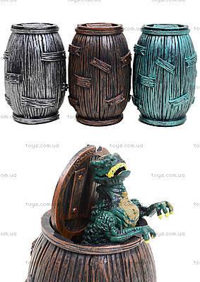 3D конструктор «Динозавр в бочке», Q9899-76