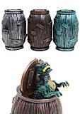 3D конструктор «Динозавр в бочке», Q9899-76, отзывы