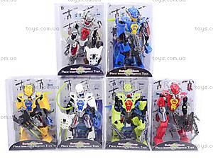 Конструктор Earth Factory, 2011-4, toys