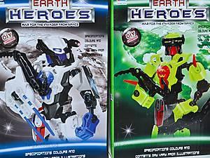 Конструктор «Earth Heroes», F1306-4, цена