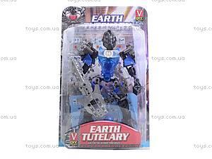 Конструктор Earth Tutelary, 3 вида, 2013-33, детские игрушки