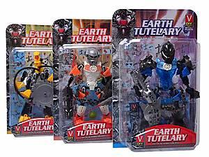 Конструктор Earth Tutelary, 3 вида, 2013-33