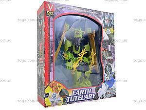 Конструктор Earth Tutelary, 4 вида, 2013-034