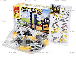 Конструктор для детей «Электрокар», 45 деталей, 0343, фото