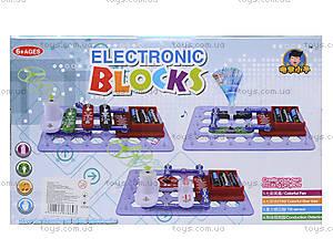 Конструктор для мальчиков «Электротехника», 108, цена
