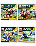 Конструктор ELEPHANT «FUTURE Knights», JX90004