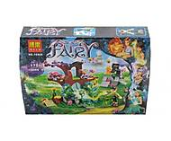 Конструктор Fairy, 175 деталей, 10409