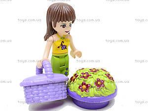Конструктор Fashion Girls, 189 деталей, 5228, іграшки