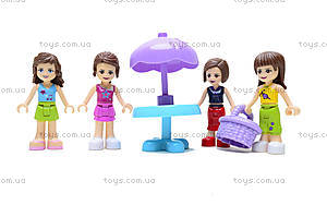 Конструктор Fashion Girls, 189 деталей, 5228, игрушка